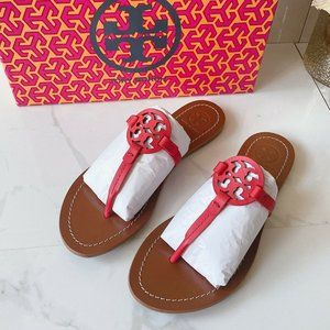 TORY BURCH MINI MILLER GABRIEL Flat THONG sandal